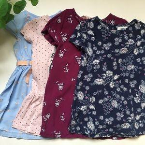 H&M Dresses - Girls 2T play dress lot